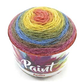 lanas katia- paint