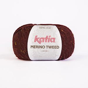 lanas katia MERINO TWEED
